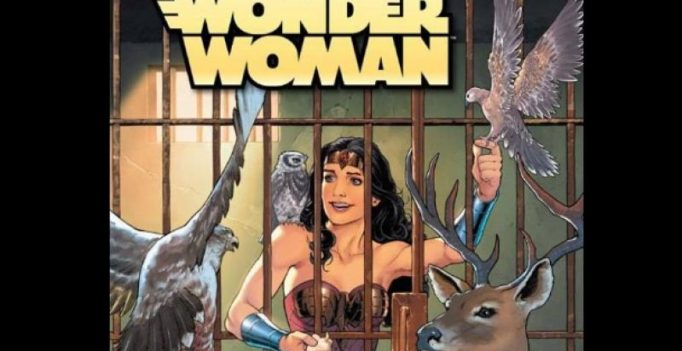 Comic character Wonder Woman to be named UN girls' ambassador