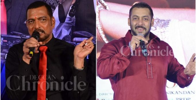 Did Nana Patekar hit out at Salman Khan for backing Pakistani actors?