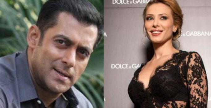 Iulia Vantur observed Karwa Chauth fast for Salman Khan?