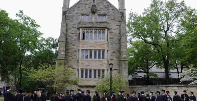 Yale University to name classroom after first black student