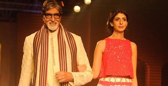 Amitabh Bachchan is thinking man's James Bond, says daughter Shweta in letter