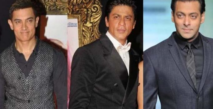 Salman Khan has an interesting response to three Khans coming together in a film