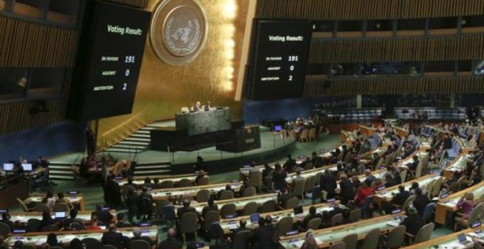 First time in 25 years, US abstains in UN vote against Cuba embargo