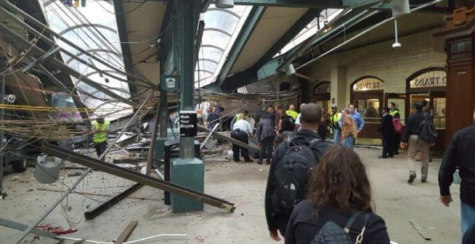 Engineer of crashed New Jersey train was fully rested; questions remain