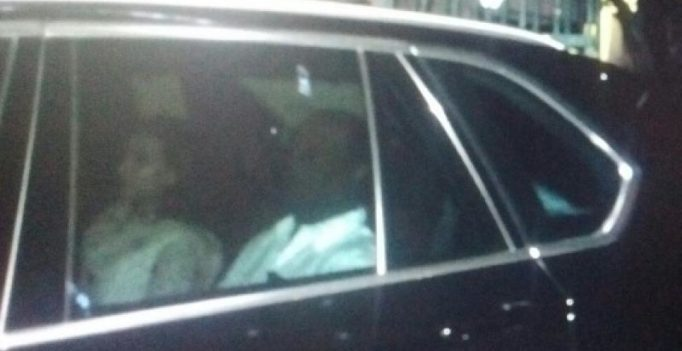 Rajinikanth, daughter visit Jayalalithaa at Apollo Hospital