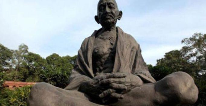 Mahatma Gandhi is worshipped as goddess in Andhra Pradesh village