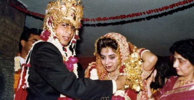 SRK-Gauri Khan hop onto 25th year of marriage, to celebrate in the lap of nature
