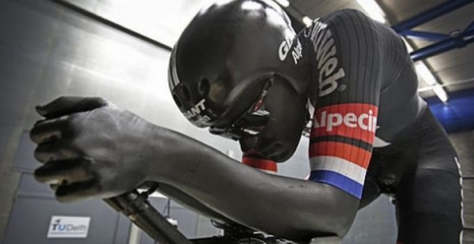 3D mannequin helps cyclist go for gold