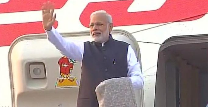 Narendra Modi leaves for Japan, may sign civil nuclear deal