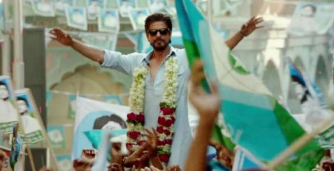 Will Shah Rukh Khan's Raees trailer be released in the next 48 hours?