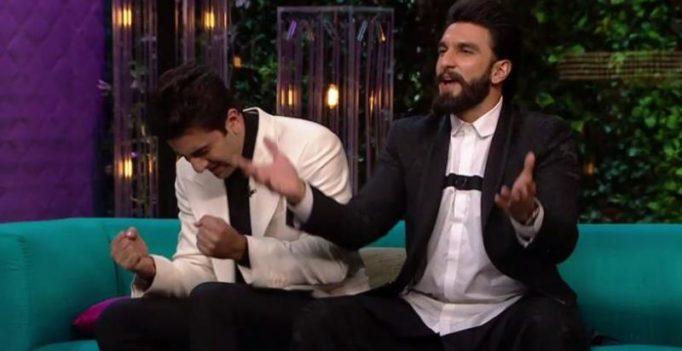 Ranveer finally comments on Ranbir's 'make babies with Deepika' remark!