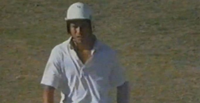 Watch: When a 16-year-old Sachin Tendulkar made his debut against Pakistan