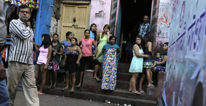 Demonetisation creates brisk business for Sonagachi sex workers