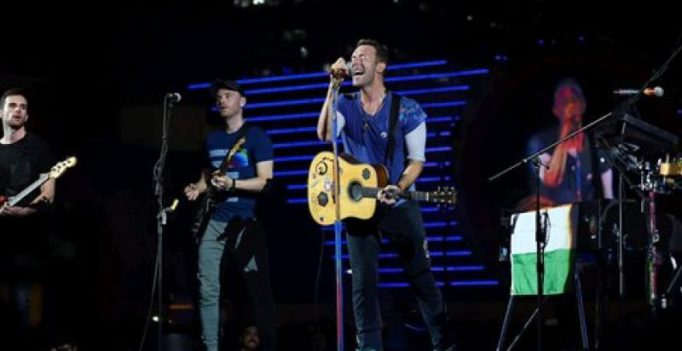 Delhi advocate alleges Coldplay dishonoured national flag, files complaint