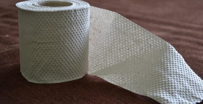 Colorado city uses toilet paper to help repair cracked roads