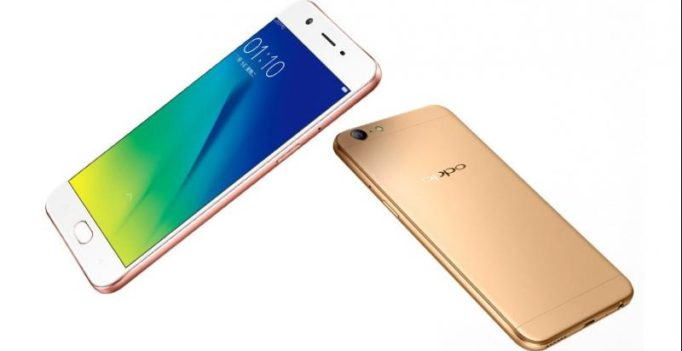 Oppo launches smartphone with 3GB Ram, 16MP front camera