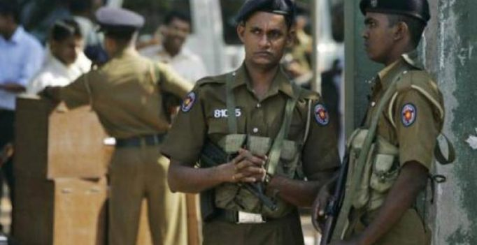 Lanka police cracks down on violent gang with 'LTTE link'