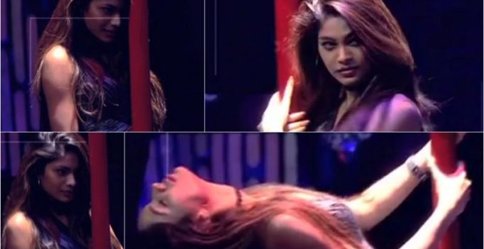Watch: Lopamudra's sizzling pole dance on Bigg Boss 10 is too hot to handle!