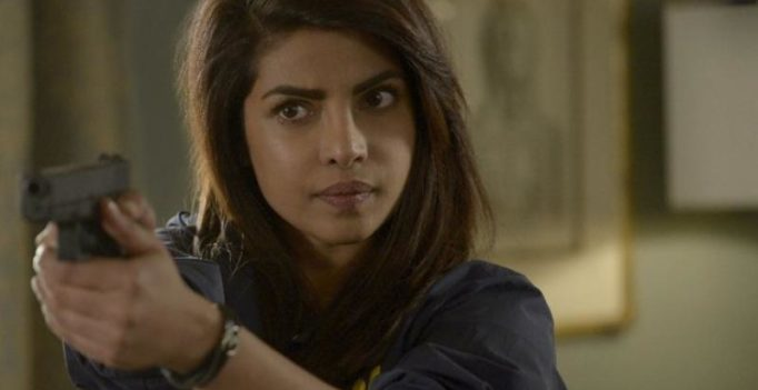 Priyanka Chopra's Quantico trends at an impressive No 9 in US