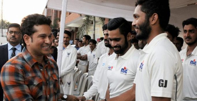 Sachin Tendulkar urges MNCs to start employing sportsman