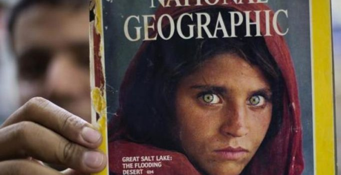 Pak to deport National Geographic's 'Afghan Girl' when her jail term expires
