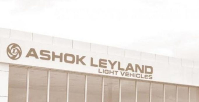 Ashok Leyland sales up 28 per cent to 12,533 units in October