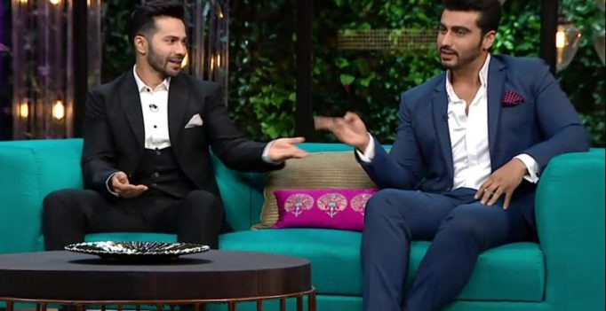 I am certain my penis is bigger than Varun Dhawan's: Arjun Kapoor