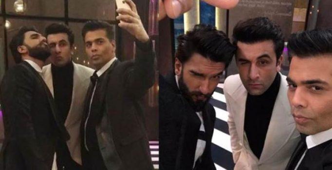 Ranbir, Ranveer in Karan Johar's Sangam remake?