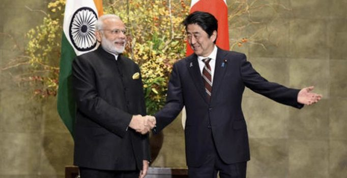 Japan's Abe signs historic nuclear deal with Modi, supports India's NSG bid