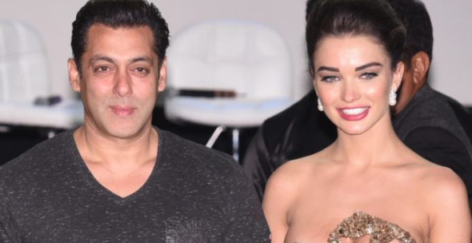 Salman Khan crashes '2.0' first look launch for Amy Jackson?