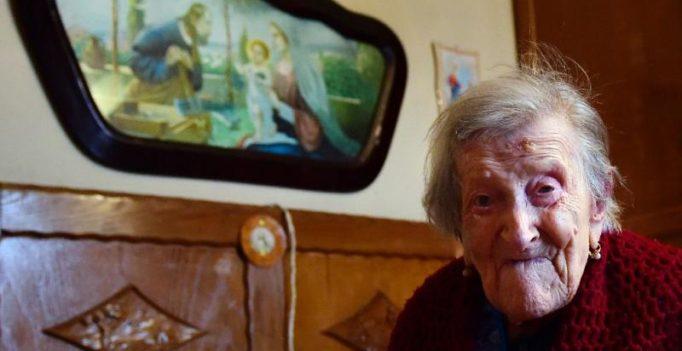 117-year-old Emma Morano is the last person alive born in 1800s