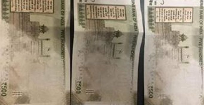 Misprinted Rs 2000 and Rs 500 notes go viral amid demonetisation woes