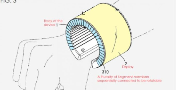 Samsung's next launch could be smartwatch with foldable display