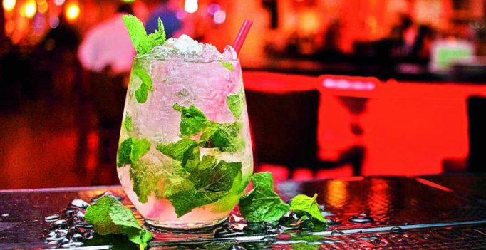 In vogue with cocktail trends
