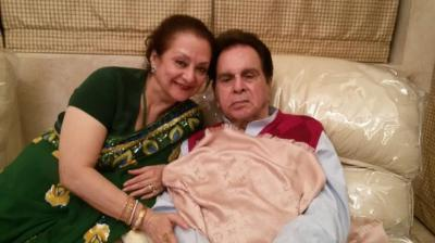 Dilip Kumar hospitalised after complaining of swollen leg and fever