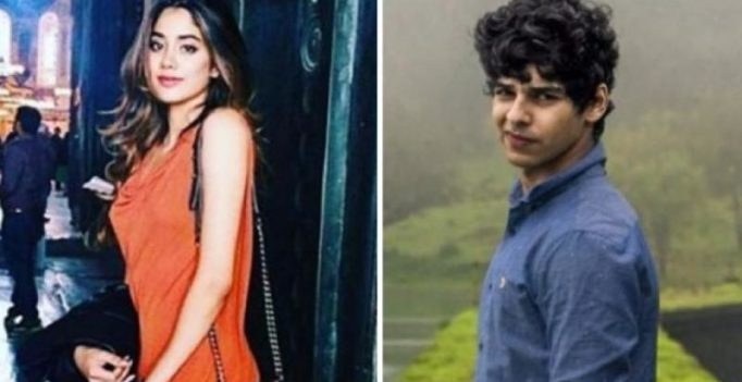 Jhanvi Kapoor and Ishaan's Bollywood debut with Sairat remake is a no go