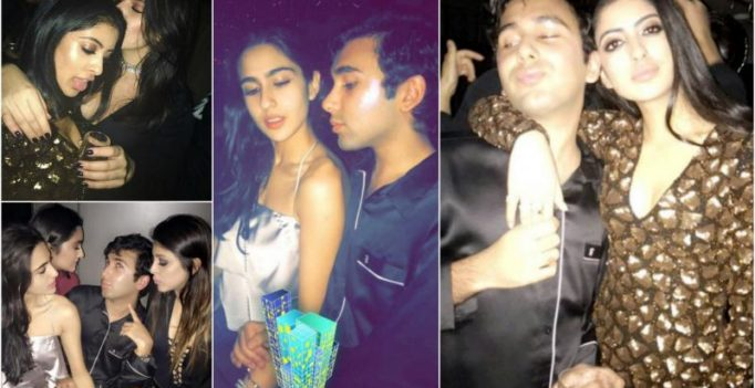 Inside pics: Navya Naveli parties hard with Saif's daughter Sara in Manhattan