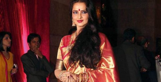 At the age of 15, Rekha was allegedly molested by actor Biswajeet