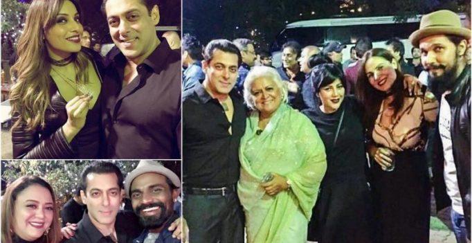 Take a look inside Salman Khan's lavish 51st birthday bash