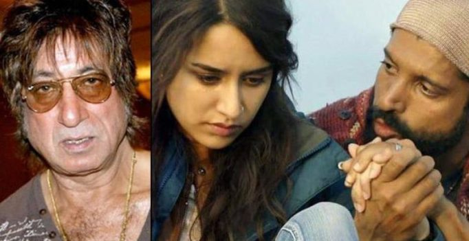 Shakti Kapoor slams reports of forcing Shraddha move out of Farhan's house