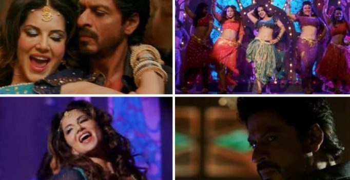 Laila Main Laila: Sunny closes the year with this cracker of a song; exudes grace!