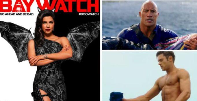 Watch: New teasers of Priyanka-Dwayne Johnson starrer Baywatch raises curiosity
