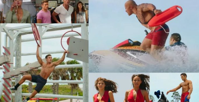 Watch: Priyanka's shocking blink and you'll miss 2 seconds in Baywatch trailer