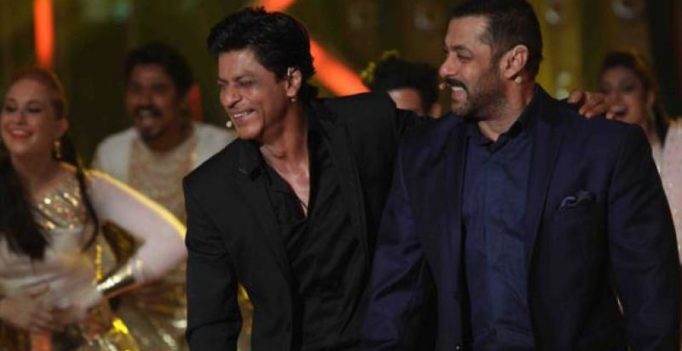 Confirmed: SRK and Salman Khan to host an awards show together!