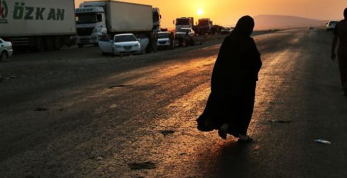 A tale of horror: Trauma of ISIS rule follow Iraqi women out of Mosul