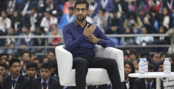 Google CEO to meet students at alma mater IIT-Kgp