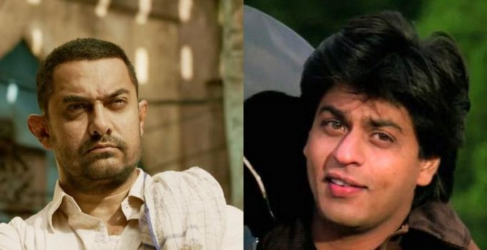 Aamir Khan's Dangal has a quirky cameo by none other than Shah Rukh Khan!