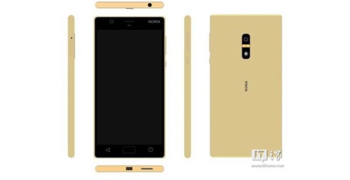 Android-powered Nokia D1C price leaked online