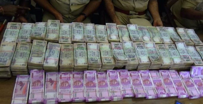 Kolkata businessman arrested for converting Rs 25 cr old notes to new
