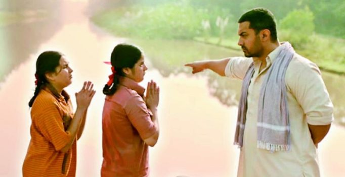 Dangal with Central Board Of Film Certification, 3 weeks in advance